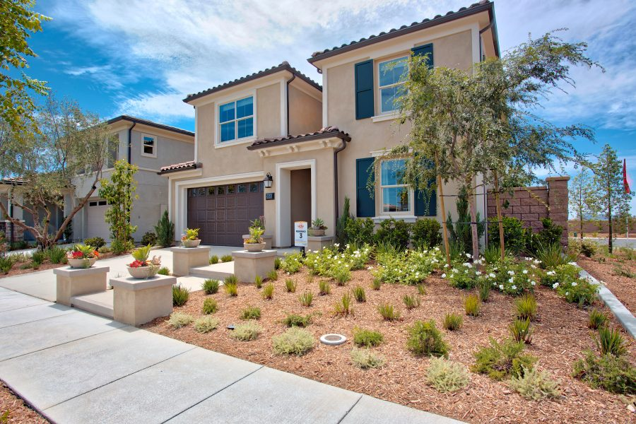 Residence exterior at Spencers Crossing in Riverside, CA | Brookfield Residential