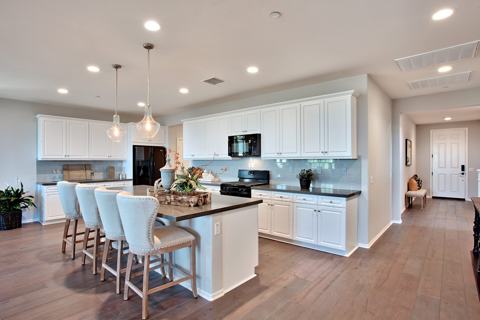 Kitchen | Nectar at Spencers Crossing in Riverside, CA | Brookfield Residential