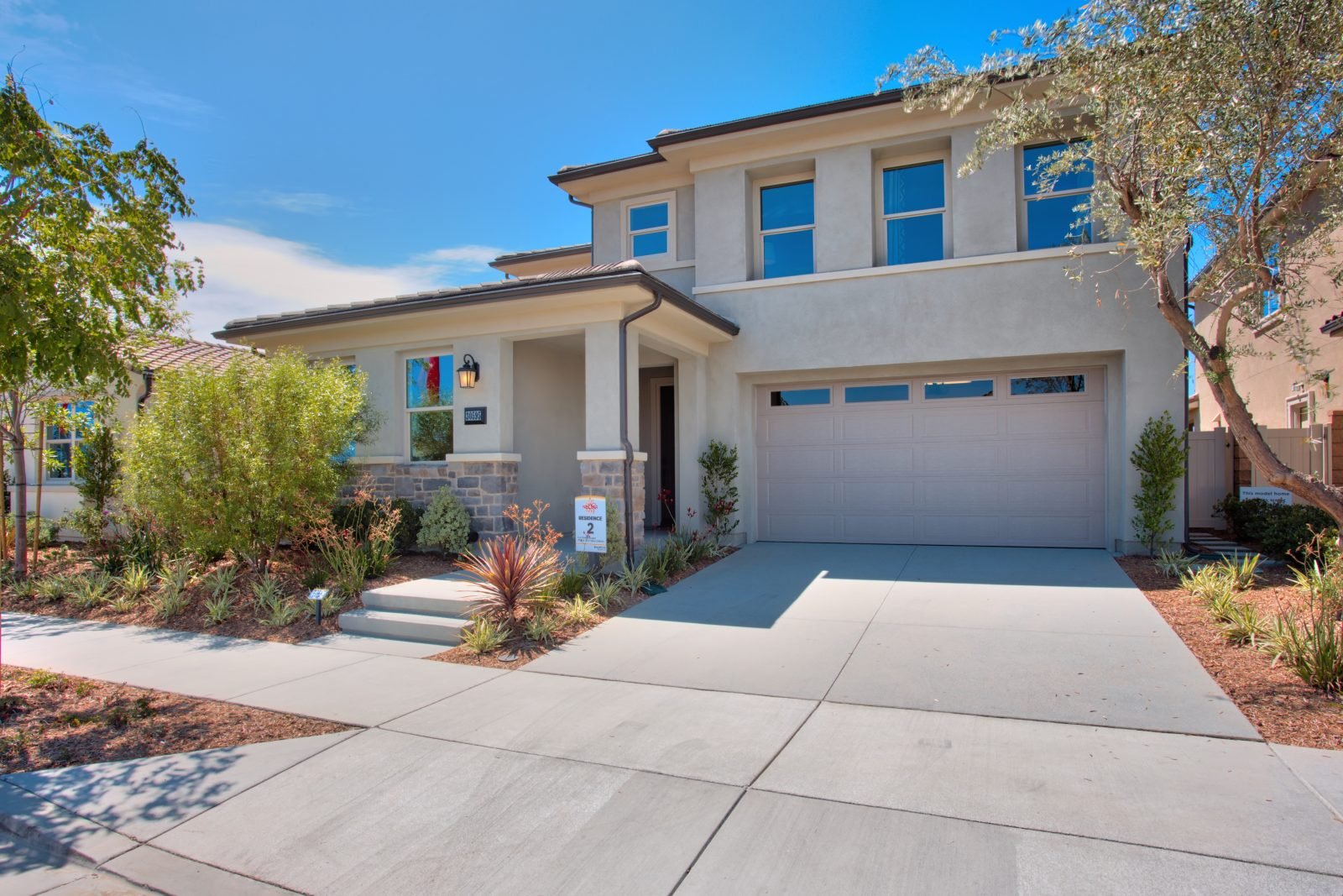 Exterior | Nectar at Spencers Crossing in Riverside, CA | Brookfield Residential