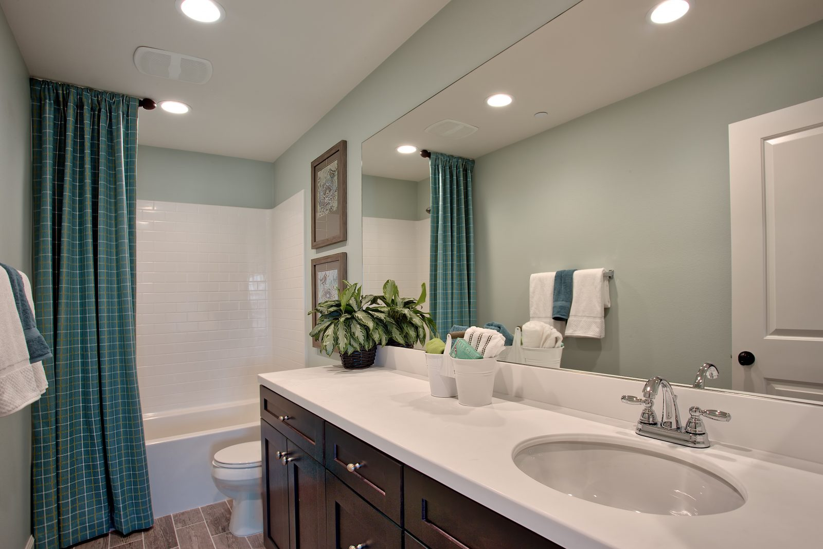 Bathroom | Nectar at Spencers Crossing in Riverside, CA | Brookfield Residential