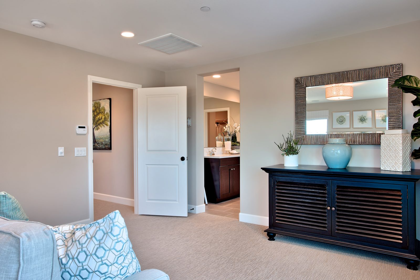 Master Bedroom | Nectar at Spencers Crossing in Riverside, CA | Brookfield Residential