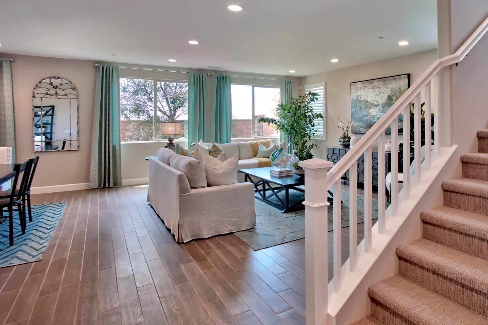Stairs | Nectar at Spencers Crossing in Riverside, CA | Brookfield Residential