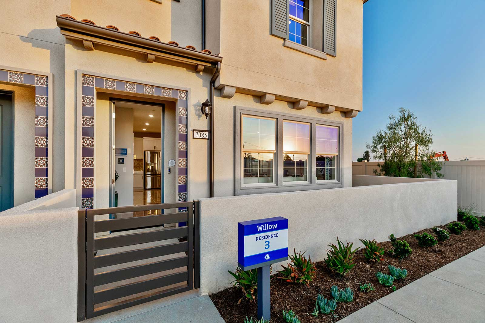 Exterior | The Groves in Whittier, CA | Brookfield Residential