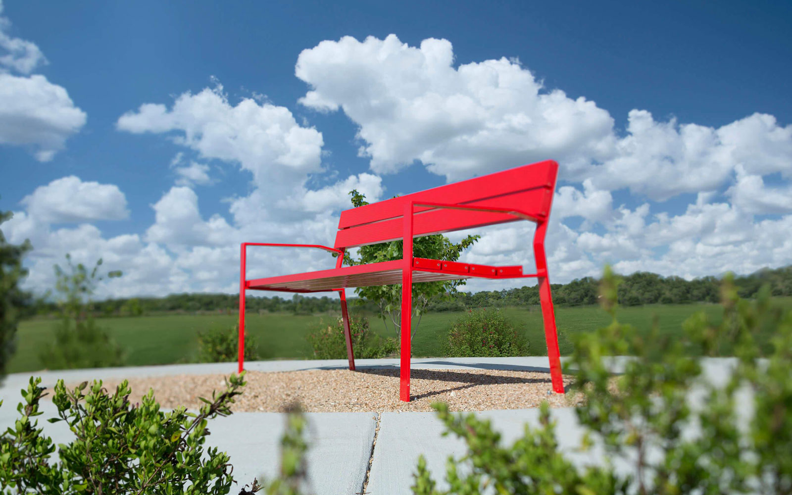 bench-easton-park-austin-texas