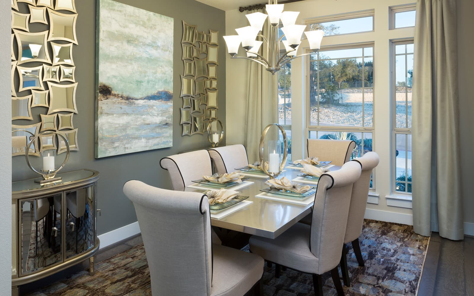 Dining-Room-710-Arrow-Point-Cottages