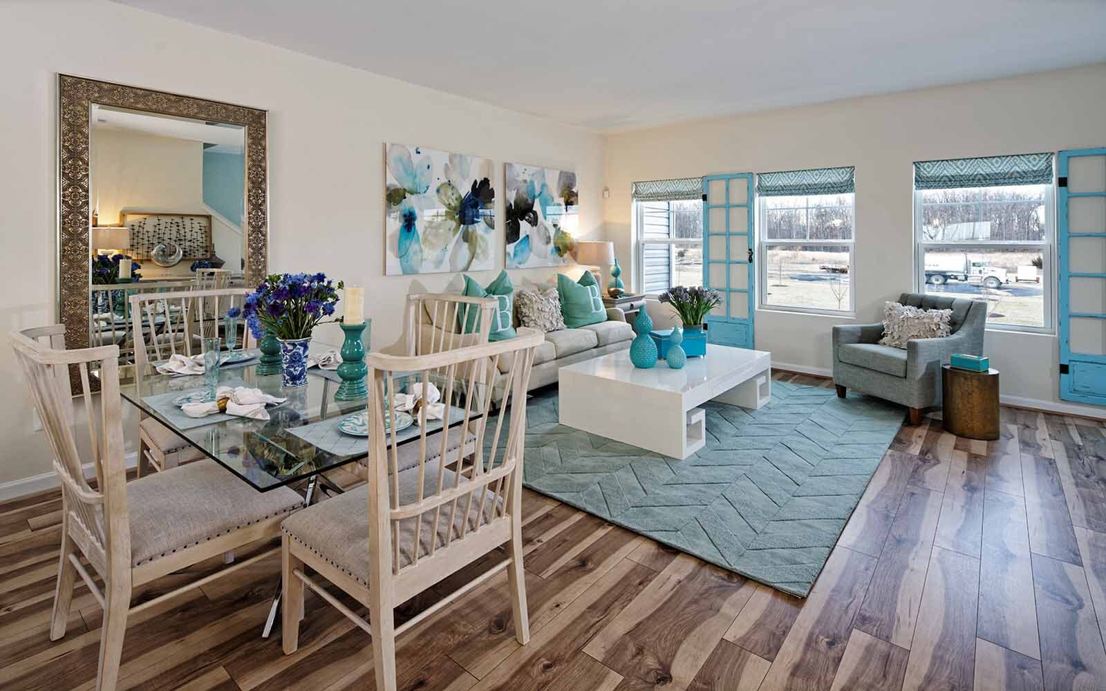 Skyline-living-room3-townhomes-winchester-va-snowden-bridge-brookfield-residential