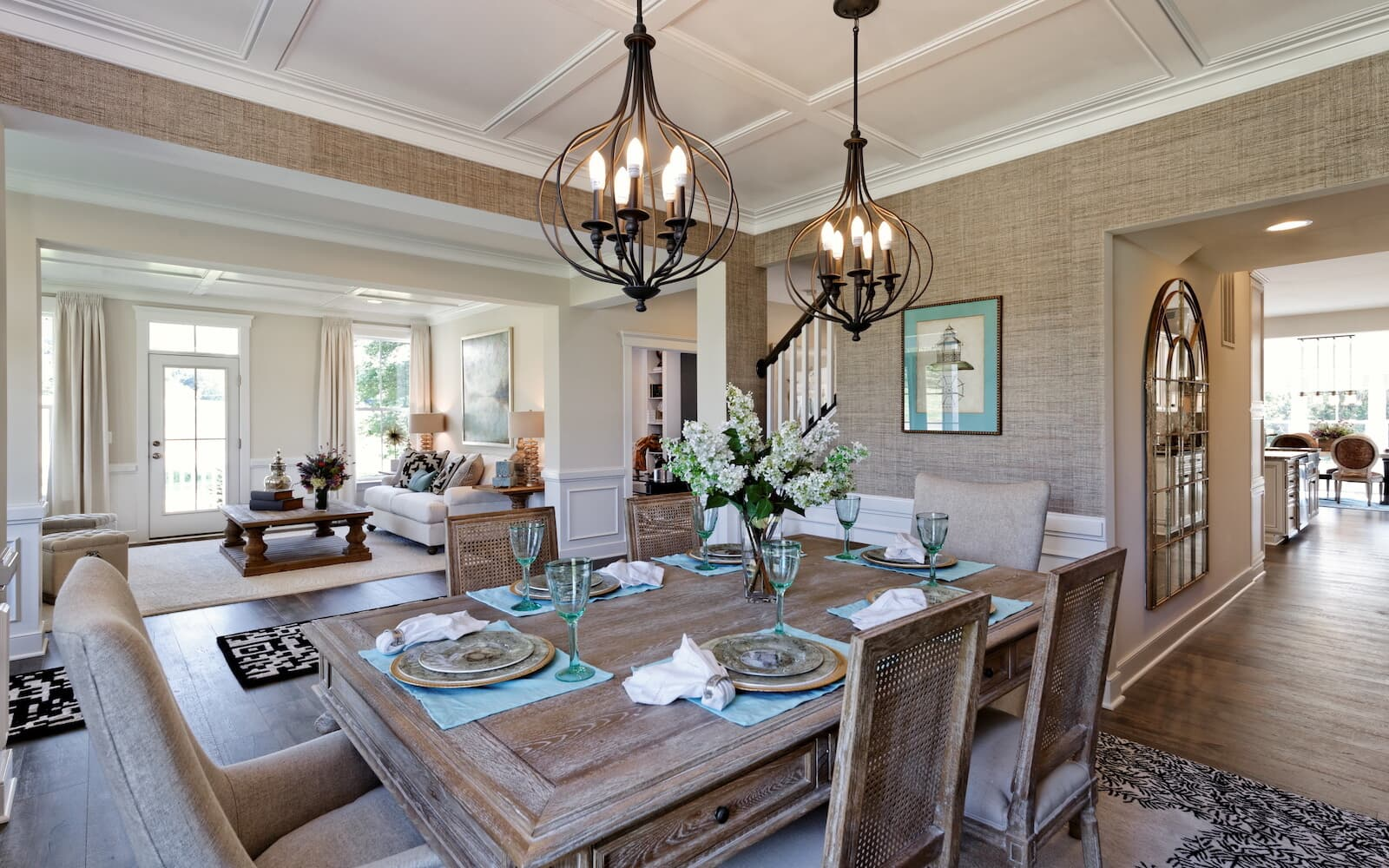 FillmoreII-dining-room-single-family-home-leesburg-va-waterford-manor-brookfield-residential