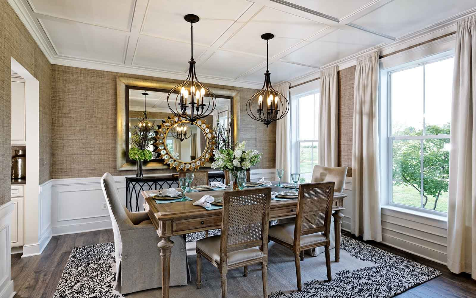 FillmoreII-dining-room2-single-family-home-leesburg-va-waterford-manor-brookfield-residential
