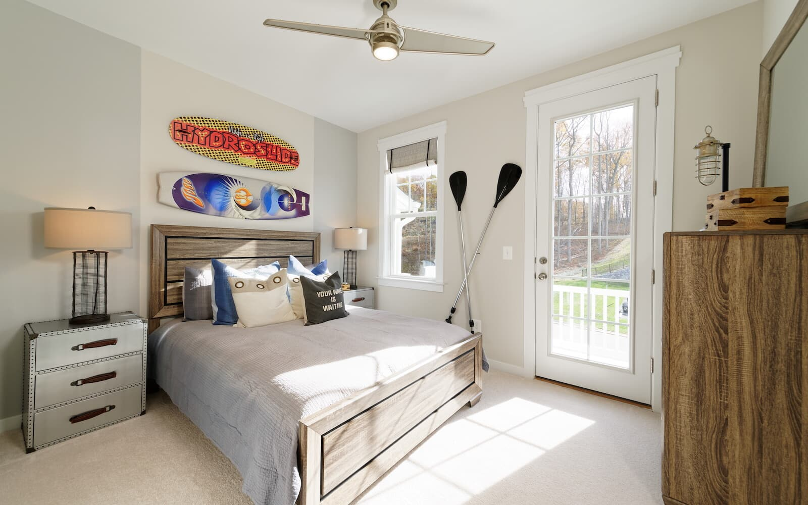 TorringtonII-bedroom2-single-family-homes-round-hill-va-the-bluffs-at-sleeter-lake-brookfield-residential