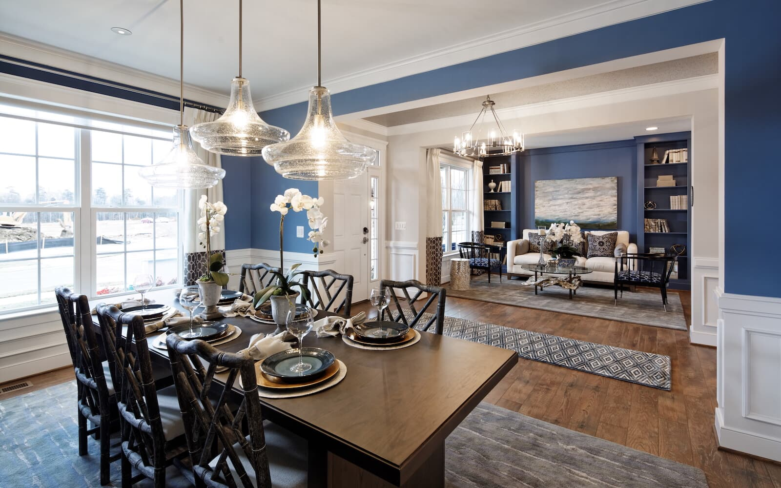 Kensington-dining-room2-single-family-home-bristow-va-avendale-brookfield-residential