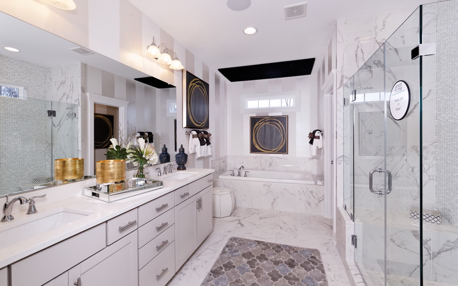 Kensington-owners-bathroom-single-family-home-bristow-va-avendale-brookfield-residential
