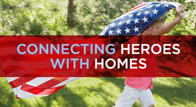 Connecting Heroes with Homes